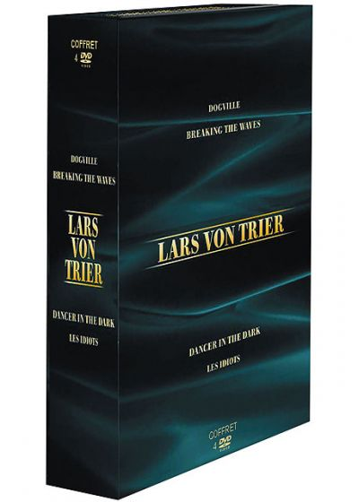 Lars von Trier - Coffret - Dogville + Breaking the Waves + Dancer in the Dark + Les idiots - DVD