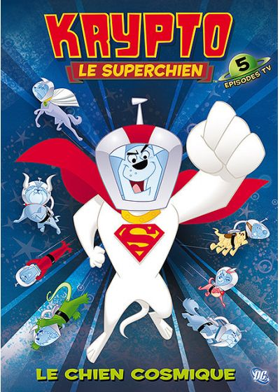 Krypto le superchien - Le chien cosmique - DVD