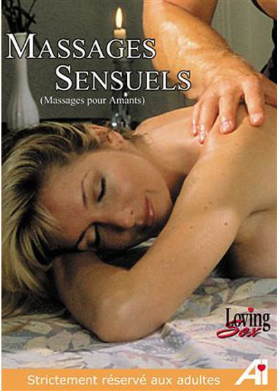 Massages sensuels (Massages pour Amants) - DVD