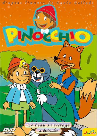 Pinocchio - Vol. 6 - DVD