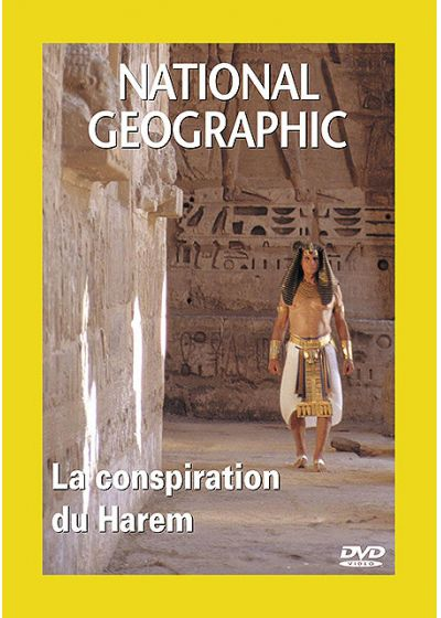 National Geographic - La conspiration du harem - DVD