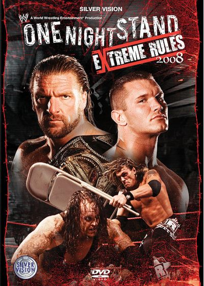 One night Stand 2008 - Extreme Rules - DVD