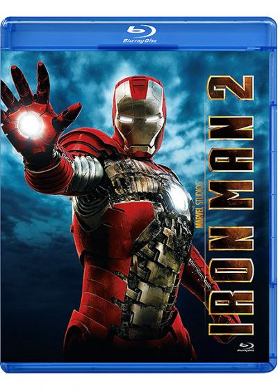 Iron Man 2 - Blu-ray