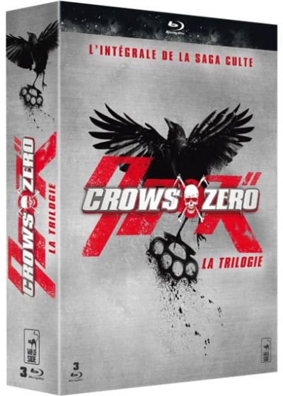 Crows Zero - La trilogie - Blu-ray
