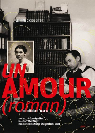 Un amour (+ 1 CD Audio) - DVD