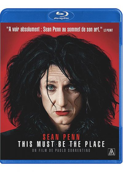 This Must Be the Place - Blu-ray