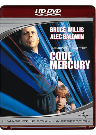 Code Mercury - HD DVD