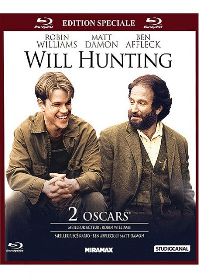 Will Hunting (Édition Spéciale) - Blu-ray
