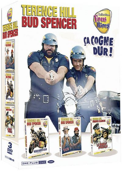 Terence Hill - Bud Spencer - Ca cogne dur ! (Pack) - DVD