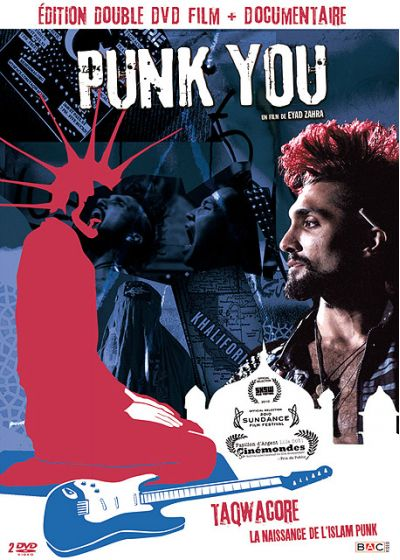 Punk You (Édition Double Film + Documentaire) - DVD