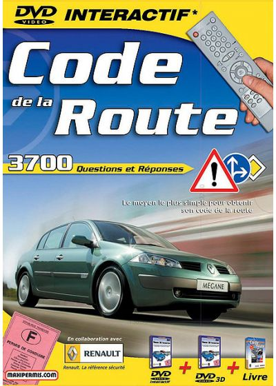 Code de la route (DVD Interactif) - DVD