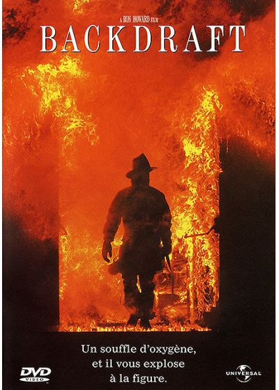 Backdraft - DVD