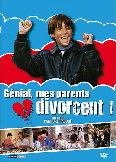 Génial, mes parents divorcent - DVD
