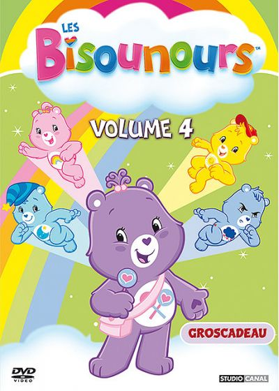 Les Bisounours - Volume 4 - DVD