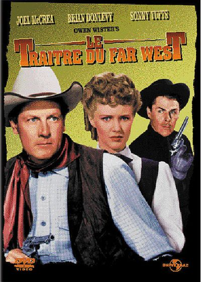 Le Traître du Far West - DVD
