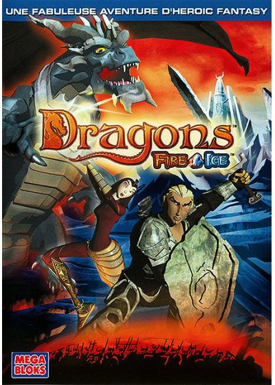 Dragons - Fire & Ice - DVD