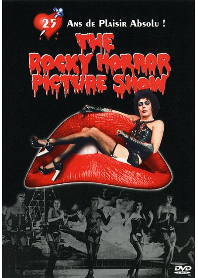 The Rocky Horror Picture Show (Édition Simple) - DVD