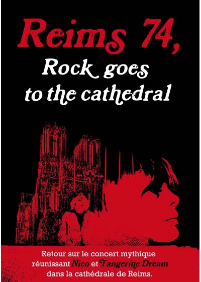 Reims 74 : Rock Goes to the Cathedral - DVD