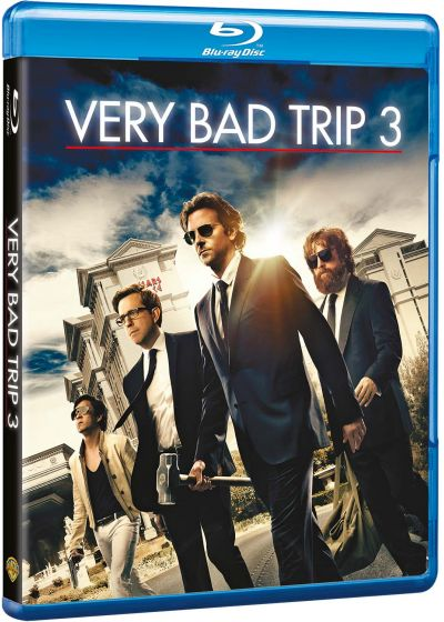 Very Bad Trip 3 (Warner Ultimate (Blu-ray)) - Blu-ray