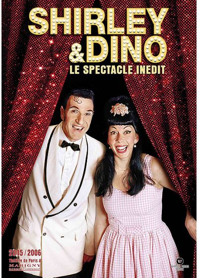 Shirley & Dino - Le spectacle inédit - DVD