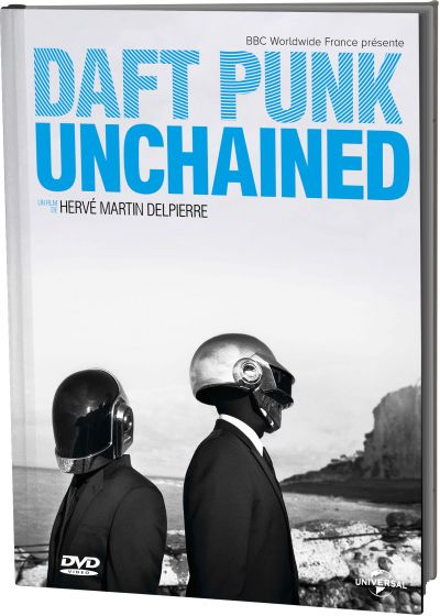 Daft Punk Unchained (Édition Digibook) - DVD