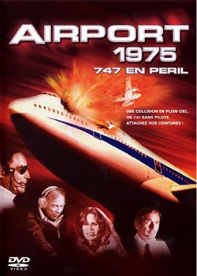 Airport 75 : 747 en péril - DVD