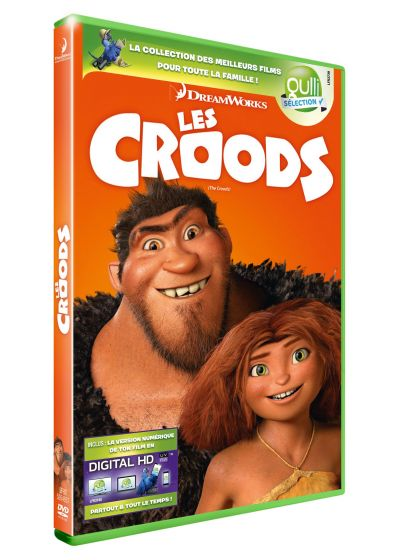 Les Croods (DVD + Digital HD) - DVD