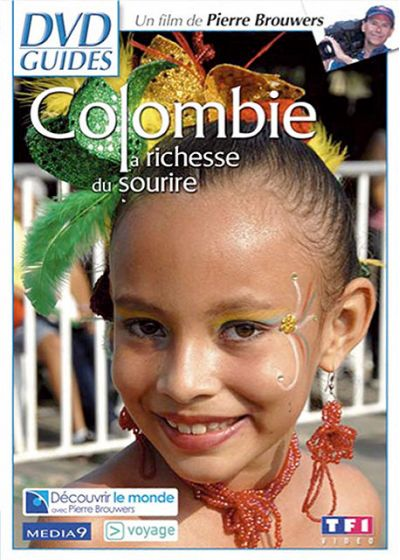 Colombie - La richesse du sourire - DVD