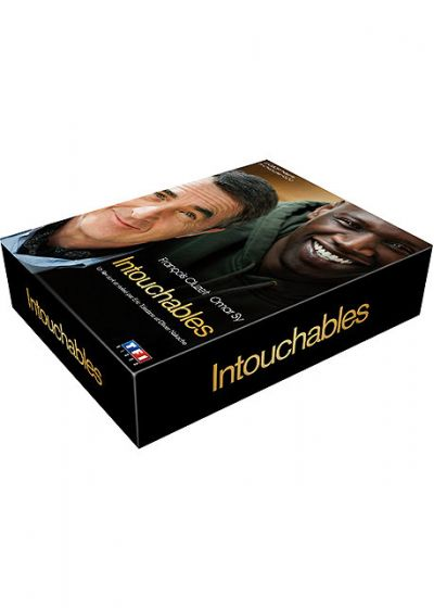 Intouchables (Combo Blu-ray + DVD - Édition Limitée) - Blu-ray
