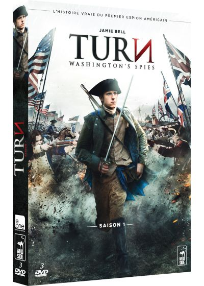 TURN - Saison 1 - DVD