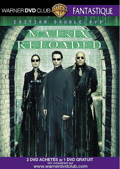 Matrix Reloaded (Édition Double) - DVD