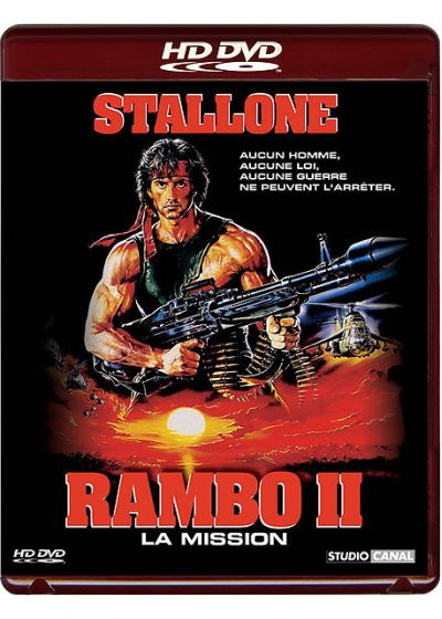 Rambo II (la mission) - HD DVD