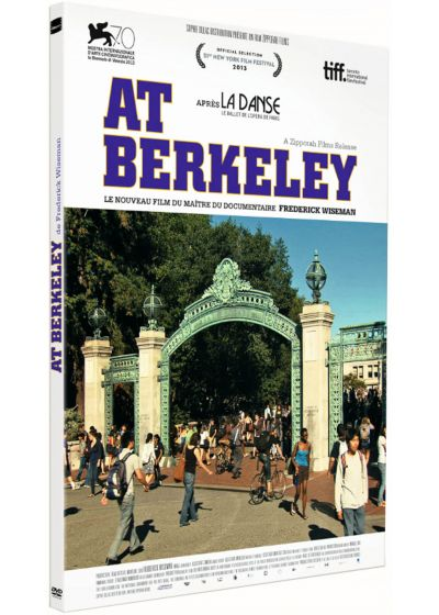 At Berkeley - DVD