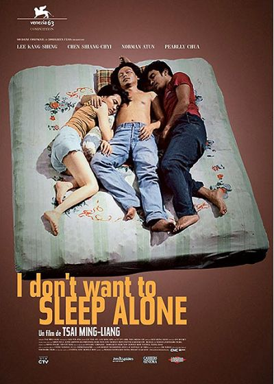 I Don't Want To Sleep Alone - DVD