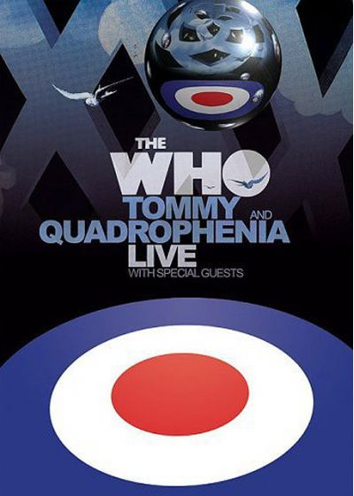 The Who : Tommy and Quadrophenia Live - DVD