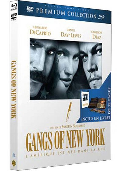 Gangs of New York (Combo Blu-ray + DVD) - Blu-ray
