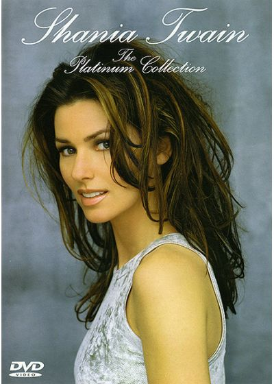 Twain, Shania - The Platinum Collection - DVD