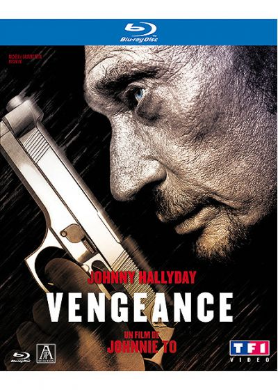 Vengeance - Blu-ray