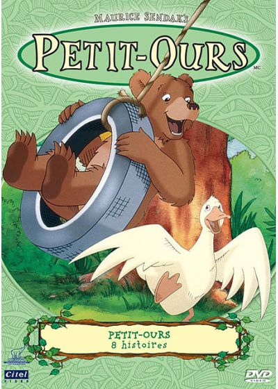 Petit-Ours - 1/25 - DVD