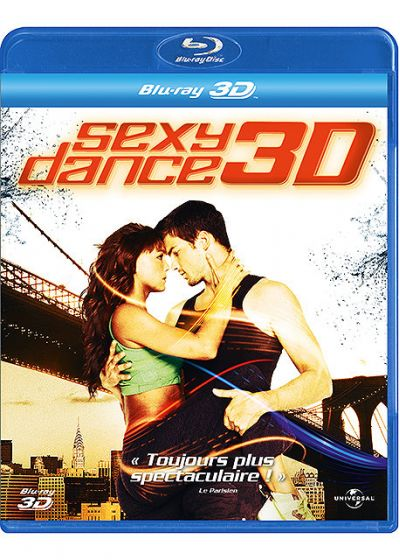 Sexy Dance 3 : The Battle (Blu-ray 3D) - Blu-ray 3D