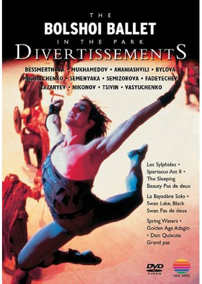 The Bolshoi Ballet in the Park - Divertissements - DVD