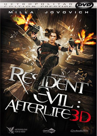 Resident Evil : Afterlife (Édition Collector) - DVD