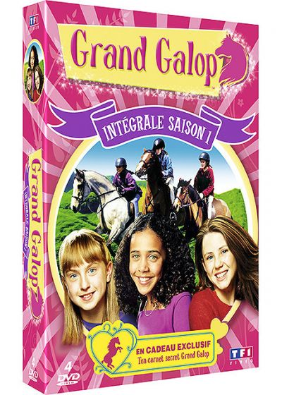 Grand Galop - Saison 1 - DVD