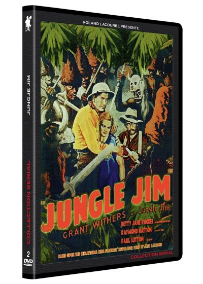 Jungle Jim - DVD