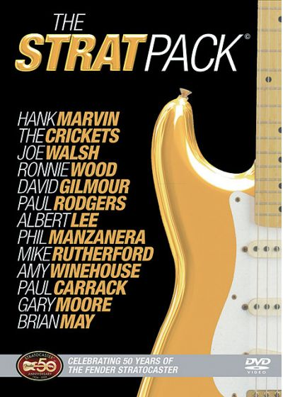 The Strat Pack - Live In Concert - DVD
