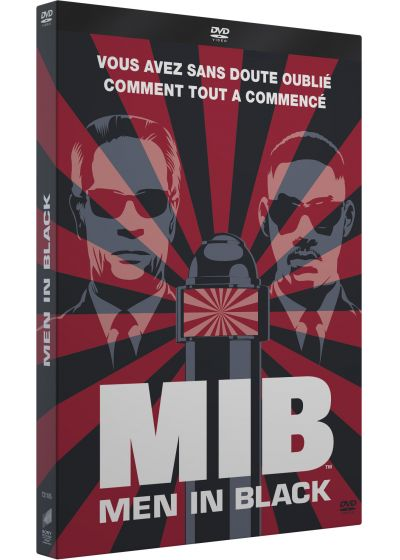 Men in Black (DVD + Cartes postales) - DVD