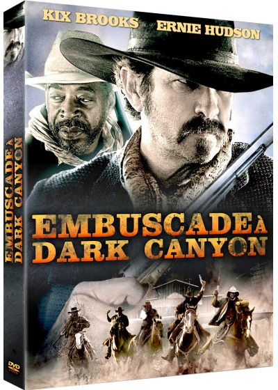 Embuscade à Dark Canyon - DVD