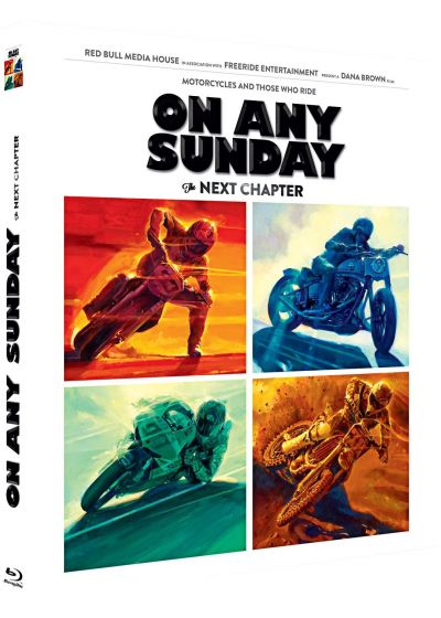 On Any Sunday : The Next Chapter - Blu-ray