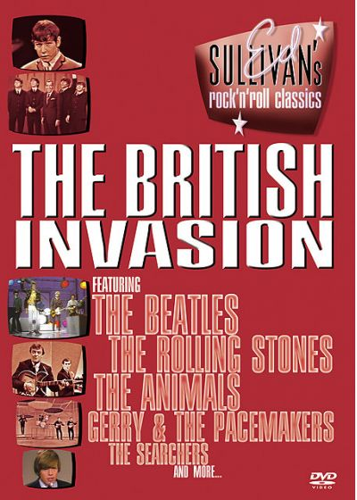 Ed Sullivan's Rock'n'Roll Classics - The British Invasion - DVD