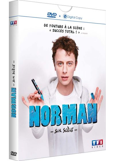 Norman sur scène (DVD + Copie digitale) - DVD